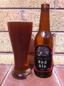 prickly moses red ale