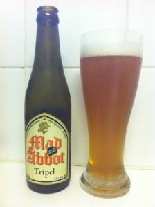 Mad Abbot Tripel