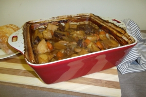 Beef and Ale Casserole