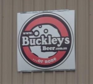 Buckley's Beer