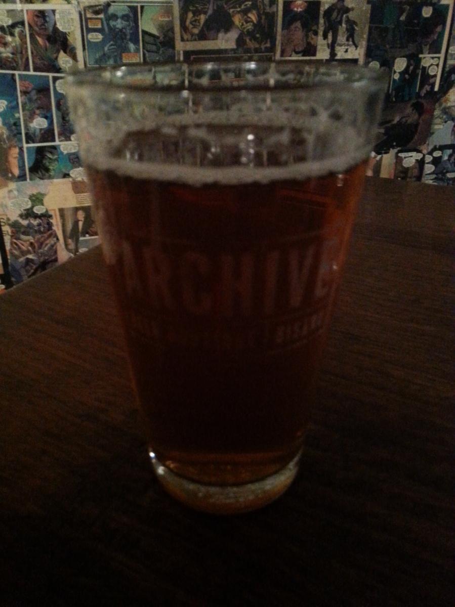 #40 961 Beer Lebanese Pale Ale