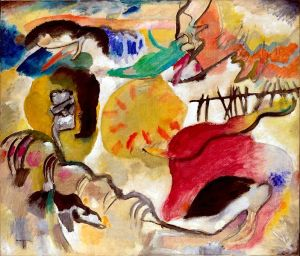 702px-Wassily_Kandinsky,_Improvisation_27,_Garden_of_Love_II,_1912._Exhibited_at_the_1913_Armory_Show