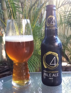 4 hearts pale ale