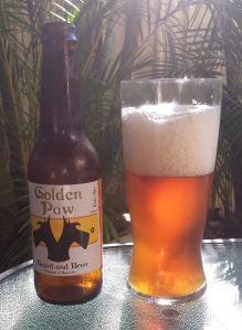 beard and brau golden paw