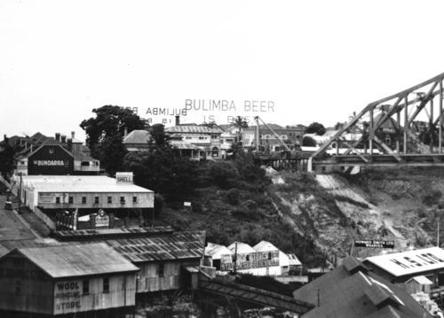 Bulimba Beer 1938