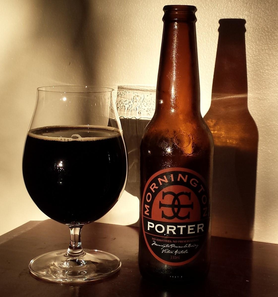 #72 Mornington Peninsula Brewery Porter