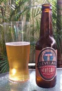 red bay cleveland lighthouse renegade bitter ale