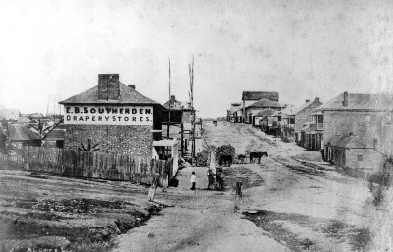 Queen Street, 1859
