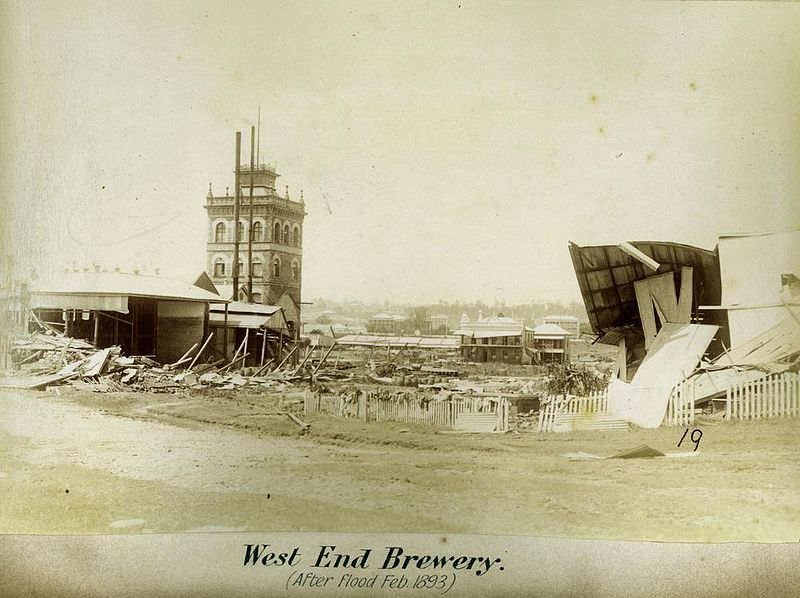800px-StateLibQld_2_255706_West_End_Brewery_after_floods,_Brisbane,_1893
