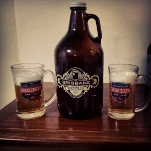 brewhouse growler
