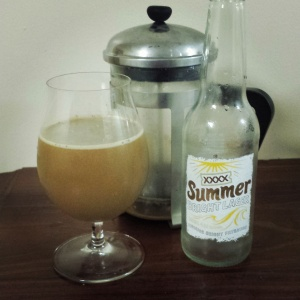 summer bright coffee