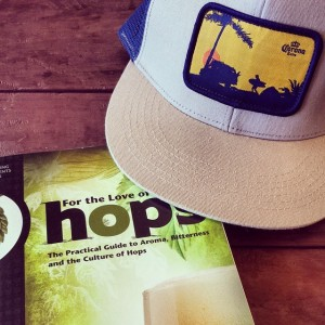 corona hat hops book