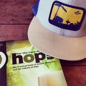 corona hat hops book
