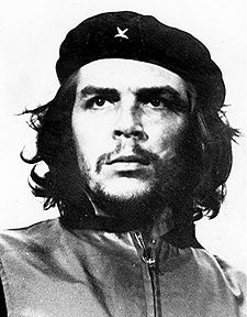 Fuck you, Che. Your untarnished legacy ends here.